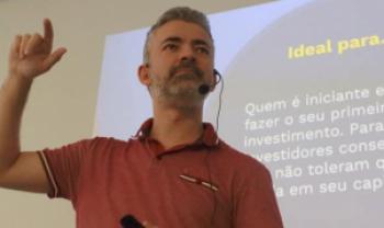 Curso será ministrado pelo especialista em Finanças Israel Oreano Rollin Borges