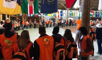 Cerimônia de abertura reuniu mais de 200 pessoas nesta quarta, em Pinhalzinho