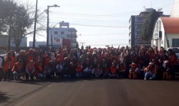 Cerca de 200 rondonistas participam das atividades em 12 municípios ligados à Amosc - Fotos: Divulgação