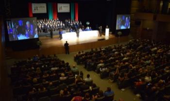 Em Florianópolis, cerimônias serão realizadas no Teatro Governador Pedro Ivo