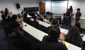 Projetos foram apresentados em encontro na Udesc na última segunda