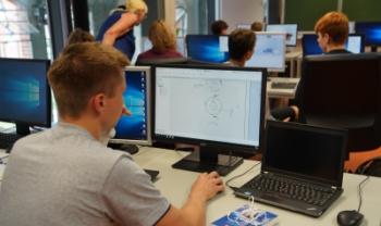 Universidade Técnica Wildau, na Alemanha, é uma das instituições conveniadas com Udesc - Foto: Divulgação