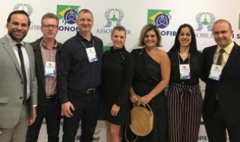 Evento em Belo Horizonte premiou estudo de pesquisadores da Udesc Cefid