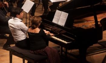 Concerto do Departamento de Música - Foto Vanessa Soares