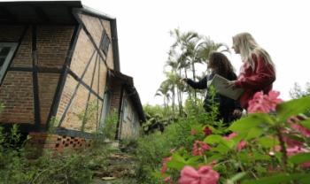Ações como plantio de mudas e oficinas ocorrerão ao lado da Green House - Foto: Jonas Pôrto