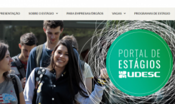 Plataforma é direcionada a estudantes a procura de vagas  e a organizações para anunciar oportunidades.