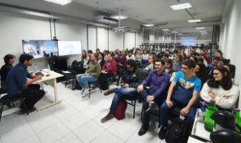 Evento promove intercâmbio entre comunidades acadêmica e externa