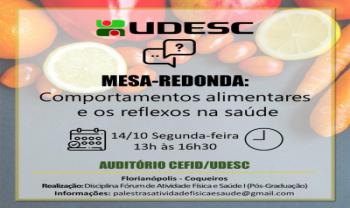 Evento será no Cefid, em Florianópolis