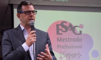 Éverton Cancellier, diretor geral da Udesc Esag