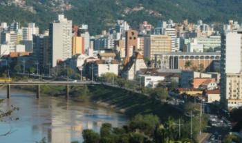 Cidade de Blumenau foi escolhida como estudo de caso