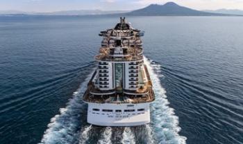 Cidade já recebe maiores navios que navegam no país