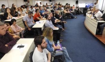 Serão eleitos representantes de docentes, discentes e técnicos para quatro câmaras