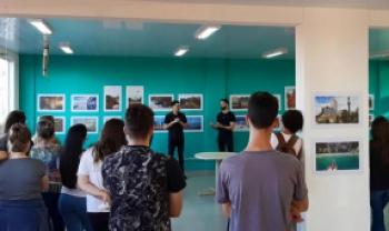 Exposição gratuita pode ser visitada na Biblioteca Setorial em Pinhalzinho