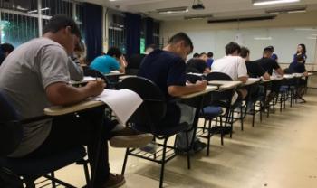 Provas são realizadas em nove cidades catarinenses,  entre elas, Florianópolis.