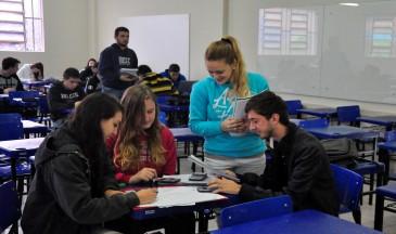 Programa conta com três vagas remuneradas e vagas voluntárias ilimitadas Foto: Assessoria de Comunicação