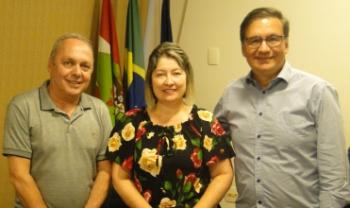 Ivoneti da Silva Ramos é a primeira mulher a ocupar o cargo de presidente da Corecon-SC