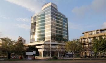 Sede do TCE-SC, em Florianópolis