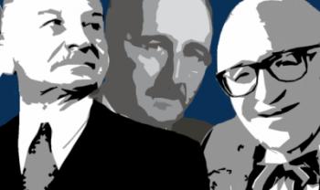 Mises, Hayek e Rothbard estão entre os maiores expoentes da escola