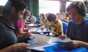 Convocados se manifestarão sobre vagas restantes de cursos - Foto:Vanessa Doerner/Ascom Udesc Joinville