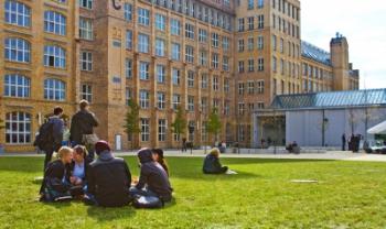 HTW Berlim, na Alemanha, é uma das instituições do exteriorconveniadas com a Udesc- Foto: Divulgação
