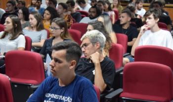 Calouros 2020/1 têm prioridade no preenchimento das vagas - Foto: Carlito Costa/Ascom/Udesc Esag