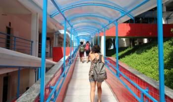 Cursos de graduação terão inscrições no período entre 1º de abril e 4 de maio, pelo site - Foto: Jonas Pôrto