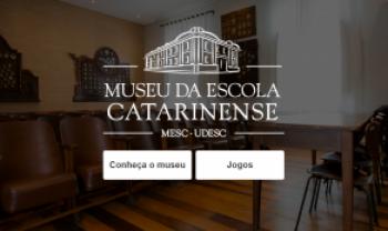 Mesc é o primeiro museu público em Santa Catarina a utilizar tecnologia