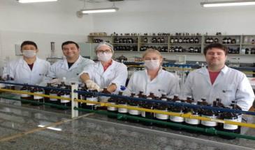 Iniciativa é dos professores do Departamento de Química - Foto: Divulgação