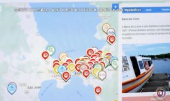 Plataforma colaborativa mapeia iniciativas que trazem soluções para problemas da cidade