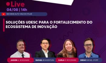 Udesc Alto Vale fará apresentação online