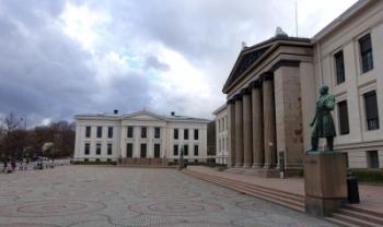 Universidade de Olso, que fica na Noruega, promove aulas em inglês para intercambistas - Foto: Divulgação
