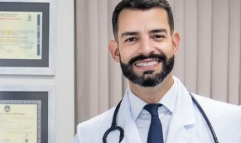 Fisioterapeuta Lucas Cacau fará palestra