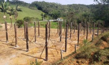 Galpão será usado para atividades como equoterapia pelo Regimento da Cavalaria - Foto: Divulgação