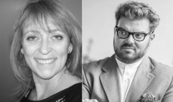 Sandra Rech e Giovanni Conti abordarão moda, design,  arquitetura e negócios em evento online