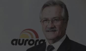 Sob gestão do empresário, Aurora virou referência nacional e fez parcerias com Udesc - Arte: Divulg.