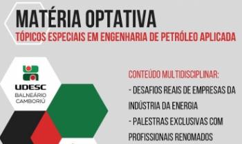 Nova disciplina aborda aspectos práticos do campo  de Engenharia de Petróleo.