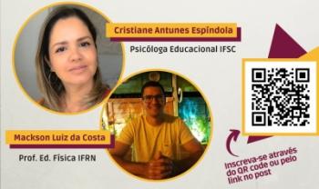 Evento online é ação do programa Além de Educação: Escola também é Saúde