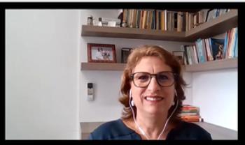 Professora Giovana Mazo coordena programa de extensão e laboratório que atuam com idosos