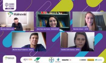 Grupo vencedor tem acadêmico da Udesc, Murilo Rosa Frederico, como um dos integrantes - Arte: Divulgação