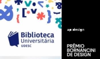 Biblioteca da Udes conquistou prêmios Prata e Bronze no concurso nacional de design