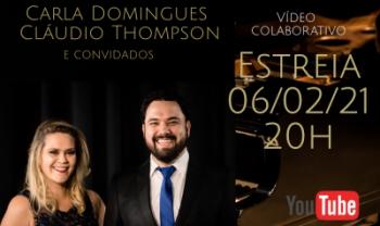 Estreia do vídeo será realizada no dia do aniversário de Frederico Richter - Foto: Tóia Oliveira/Arte: Divulgação