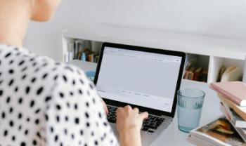 Solicitação de registro por e-mail agiliza processo