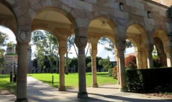 Universidade de Queensland, na Austrália, é uma das instituições conveniadas à Udesc