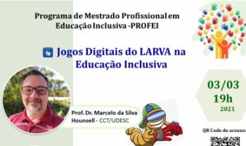 Evento abordará ações desenvolvidas por grupo de pesquisa da Udesc Joinville