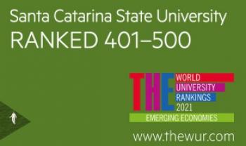 Ranking avaliou 606 universidades de 48 países