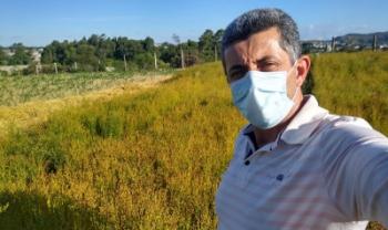 Professor Clovis de Souza é o orientador da pesquisa sobre herbicidas na aveia branca - Foto: Divulgação