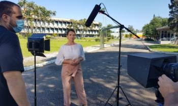 Entrevista com pró-reitora Letícia Sequinatto (PROPPG)