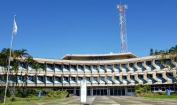 Novo prédio da Udesc em Florianópolis