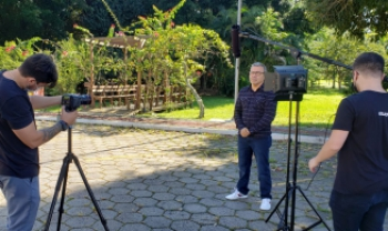 Entrevista com coordenador Lourival Martins (PROPPG)