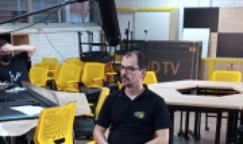 Entrevista com diretor Rafael Tezza (DPPG/Udesc Esag)